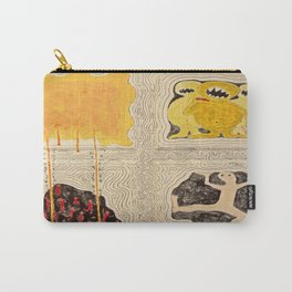 Gimme Your Lunch Money Carry-All Pouch