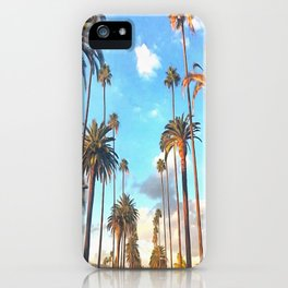 L.A. Morning iPhone Case