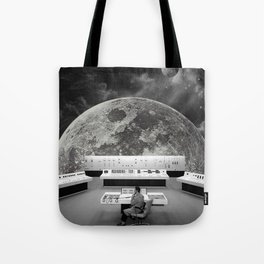 Calling for Help Tote Bag