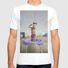 The Child Dictator—Kim Jung Un T-shirt