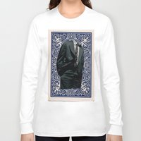 games Long Sleeve T-shirts featuring Games by Cameron Chapleau