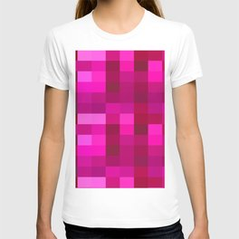 Pink Mosaic T-shirt