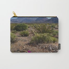 Painted Desert - V Carry-All Pouch