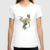 dinosaur T-shirts featuring Dinosaur by Nicola Girello