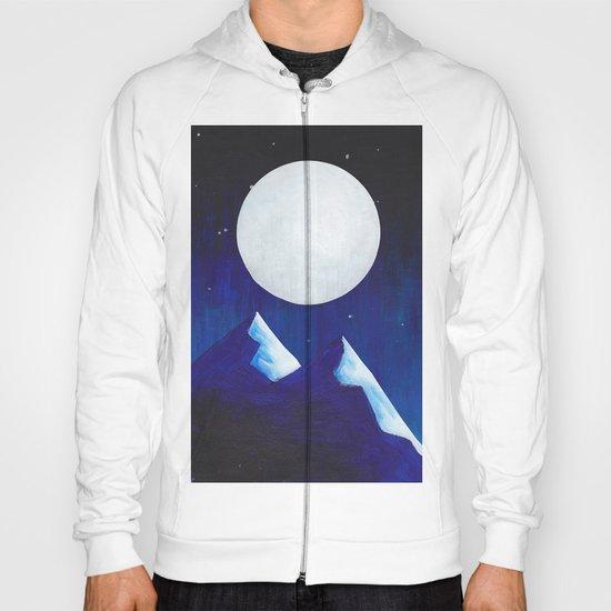 Moonscape Hoody