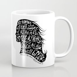 Speak Your Anger Coffee Mug