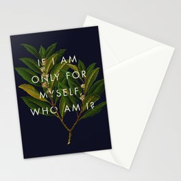 The Theory of Self-Actualization II Stationery Cards