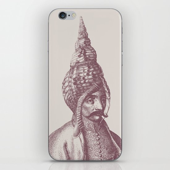 Haute Coiffure  /#1 iPhone & iPod Skin