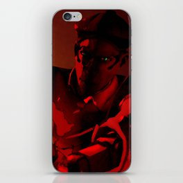 Solid Intrusion iPhone Skin