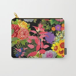 Flower Shower Carry-All Pouch