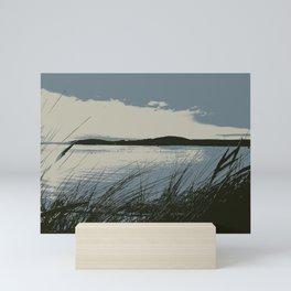 Tranquility Island Mini Art Print