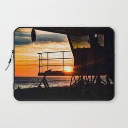 No Eclipse In Sight - Surf City September 27, 2015 Laptop Sleeve