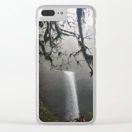 South Falls Clear iPhone Case