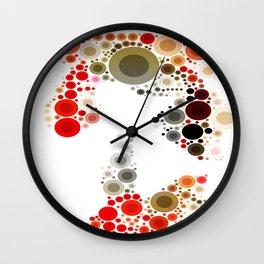 Kringles Art Elegance Wall Clock