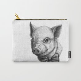 BowTie Piglet G136 Carry-All Pouch