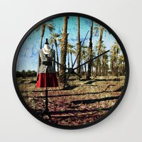 hollywood Wall Clocks featuring Hollywood by Loveurstyle
