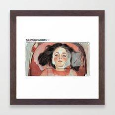 Virgin Suicides Framed Art Print