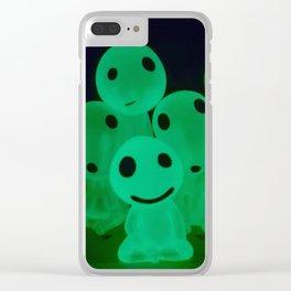 Kodamas Clear iPhone Case