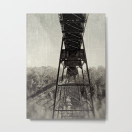 trestle Metal Print