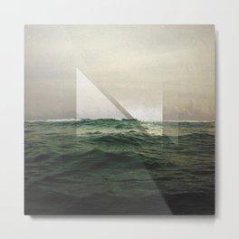 The Ocean – It's Calling Metal Print