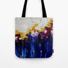 Always Flowers Tote Bag