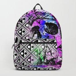 SKULL KING PATTERN Backpack