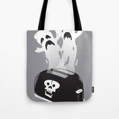 Ghost Toast Tote Bag