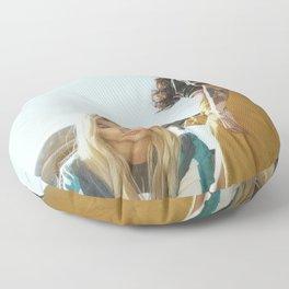 Kehlani x Hayley Kiyoko 2 Floor Pillow