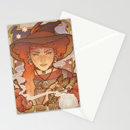 HERB WITCH Stationery Cards