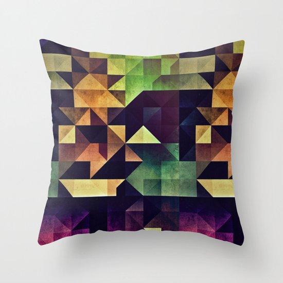 3YM Throw Pillow