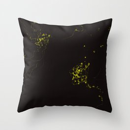 Flying emotion Throw Pillow