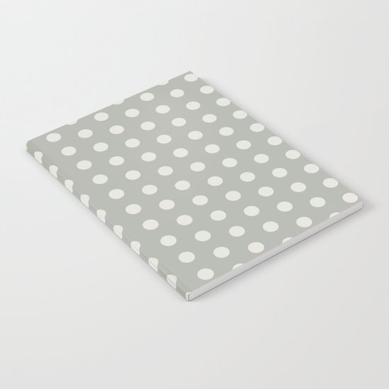 Oyster Bay Dots Notebook
