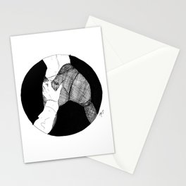Grasping Stationery Cards