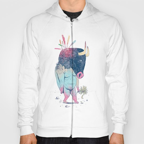 Mr.Minotaur Hoody
