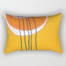 Pebble Hugs Rectangular Pillow