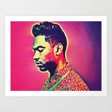 Miguel Art Print
