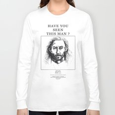 Twin Peaks Bob Long Sleeve T-shirt