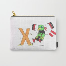 X if for Xatu Carry-All Pouch
