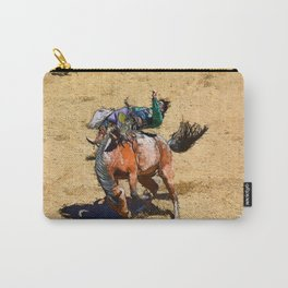 Bronco III - Rodeo Art Carry-All Pouch