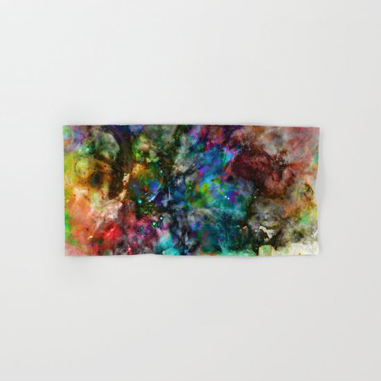 Everything is nothing 18 (therefore it was beautiful) Hand & Bath Towel