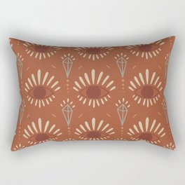 BOHEMIAN PATTERN VINTAGE Rectangular Pillow
