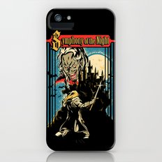 Symphony of the night Slim Case iPhone SE