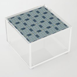 Deep Wata - Gingham Acrylic Box
