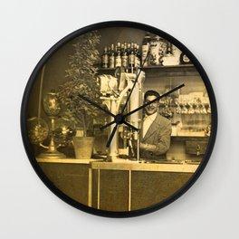 Bistrot la Jeunesse Wall Clock