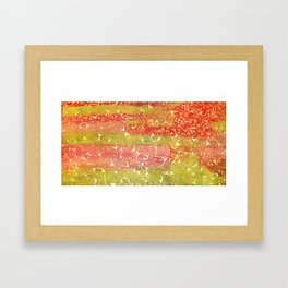 Wonderworld Framed Art Print