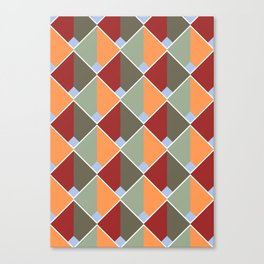 momentarily disregarding of relevant things Canvas Print