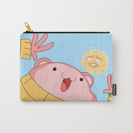My name is Peepoodo Carry-All Pouch