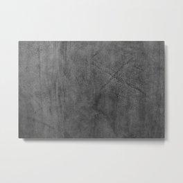 Xtra Shades of Gray Metal Print