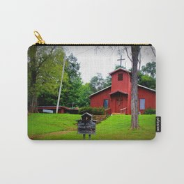 Love Valley Church Carry-All Pouch