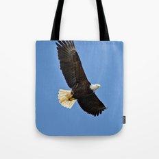 Freedom Eagle (color) Tote Bag